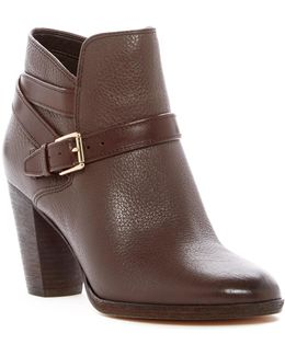 Hayes Strap Bootie