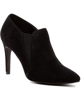 Allaire Suede Ankle Boots