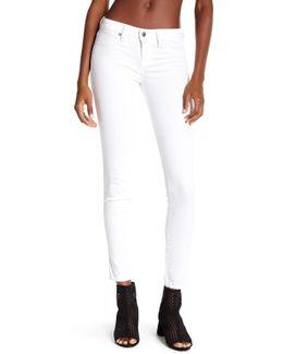 Shya White Skinny Jean
