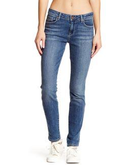 Stem Mid Rise Skinny Jean