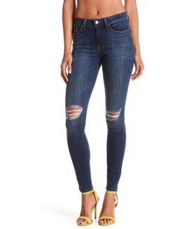 Naomi Distressed Skinny Jean