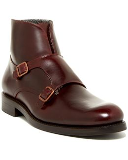 1000 Mile Myles Double Monk Strap Boot