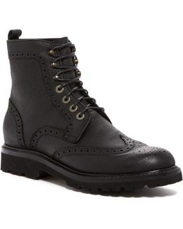 Percy Wingtip Boot