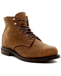 Kilometer Lace-up Mid Boot
