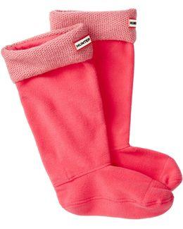 Mohair Boot Sock