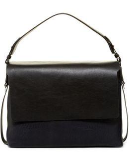 Paradise Leather Shoulder Bag