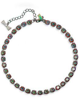 Fancy That Small Swarovski Stone Necklace