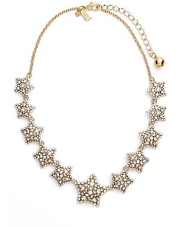 Bright Star Collar Necklace