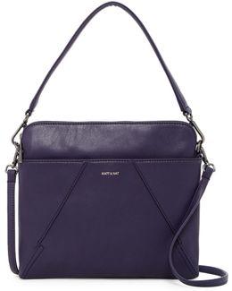 Whilem Vegan Leather Crossbody Bag