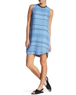 Hyro Sleeveless Shift Dress