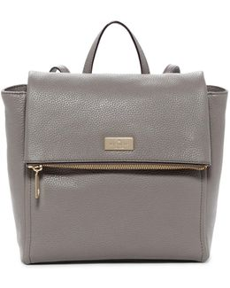 Highland Place Oliver Leather Backpack