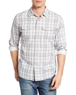 George Double Face Sport Shirt