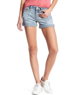 Boyfriend Relaxed Fit Short