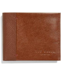 Splitz Leather Wallet