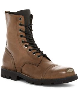 Hardkore Steel Boot