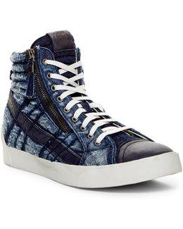 D Velows D-string Plus Hi-top Sneaker
