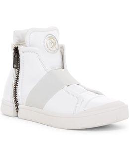 Zip-round S-netish Sneaker