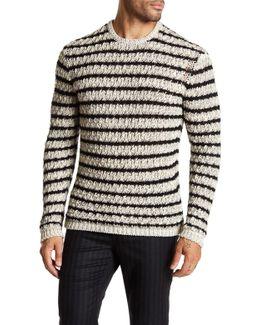 Crew Heavy Knit Sweater