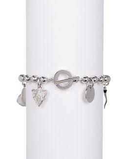 """6"""" Boule Charm Bracelet"""