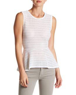 Evia Crochet Shirt
