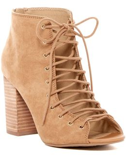 Biggest Lace-up Bootie