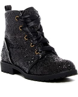 Rock Rose Lace-up Boot