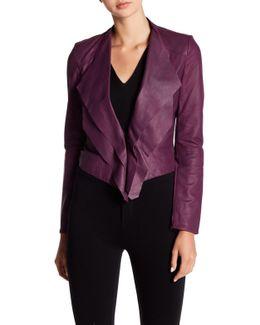 Cascade Leather Jacket