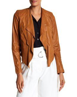 Cascade Genuine Leather Jacket