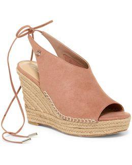 Karinda Espadrille Wedge Sandal