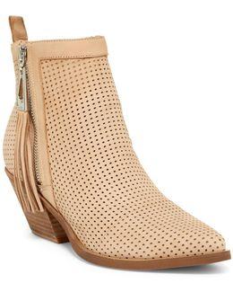 Talzay Perforated Boot