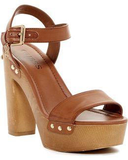 Zanie Platform Sandal