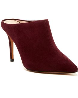Tiffy Pointed Toe Mule
