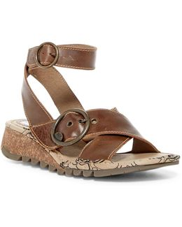 Tubb Wedge Sandal