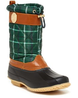 Arcadia Quilted Boot