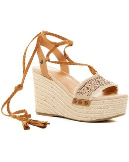 Lovelle Espadrille Wedge Sandal