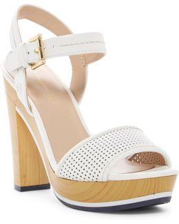 Weslee Platform Sandal