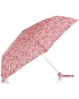 Ditsy Print Umbrella