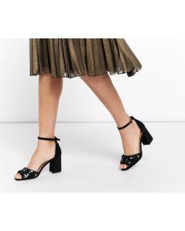 Ferne Flower Sandals