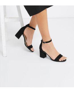 Rhea Block Heel