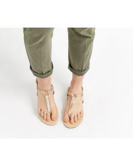 Pixie Toe Post Sandals