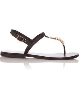 Maisy Leather Sandal