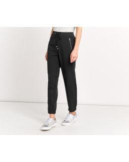 Sporty Cuff Trouser
