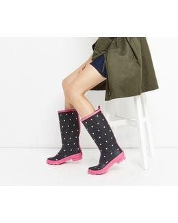 Half-hearted Wellington Boots