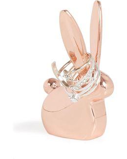Bunny Ring Holder