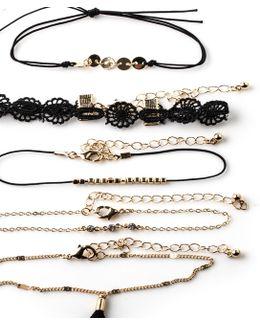 5 Pack Bracelet Set