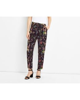 Royal Worcester Print Trouser
