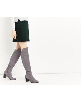 Betty Over The Knee Boot
