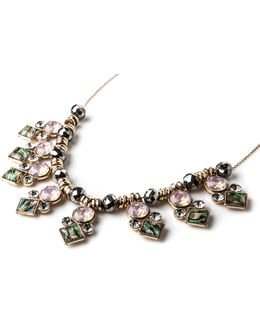 Jewelled Blush Necklace