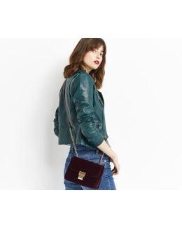 Pammy Paris Bag - Velvet