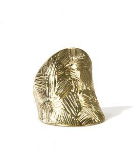Sculptured Ring